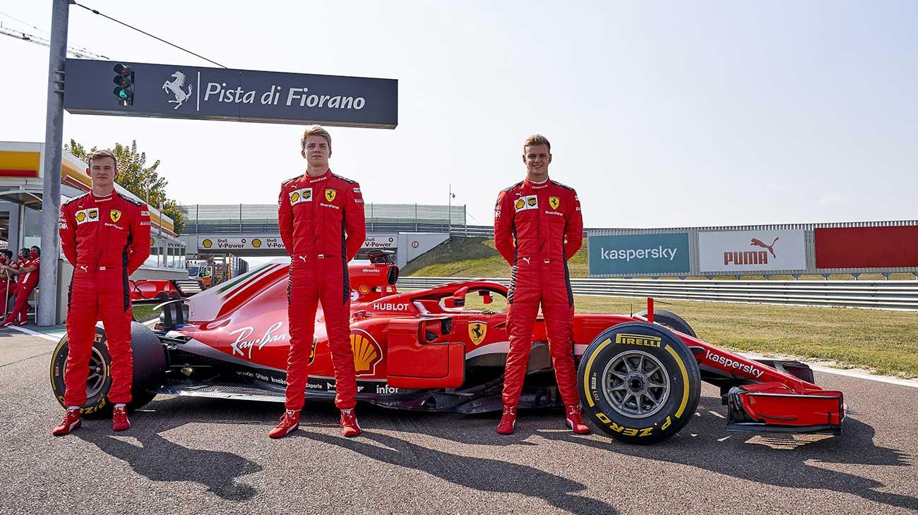 """В """"Феррари"""" изначально не рассматривали возможность перехода Айлотта и Шварцмана в """"Формулу-1"""" в 2021 году?"""