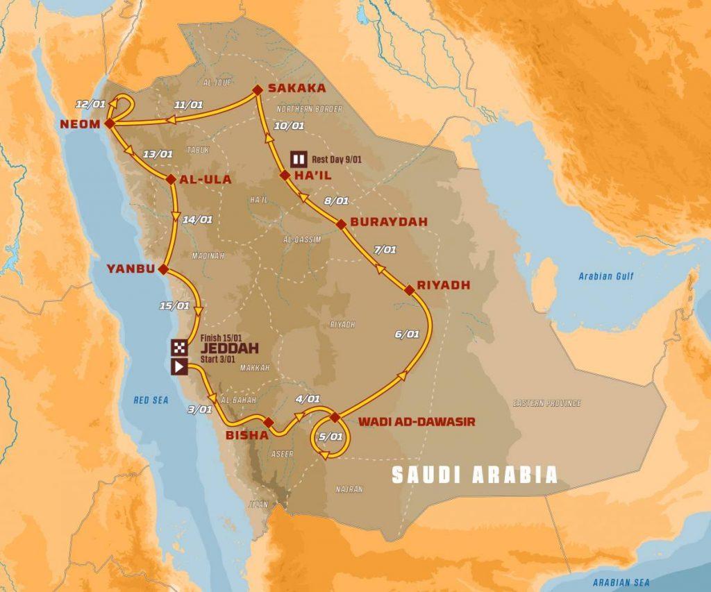 "Прошла презентация ралли-рейда ""Дакар-2021"""