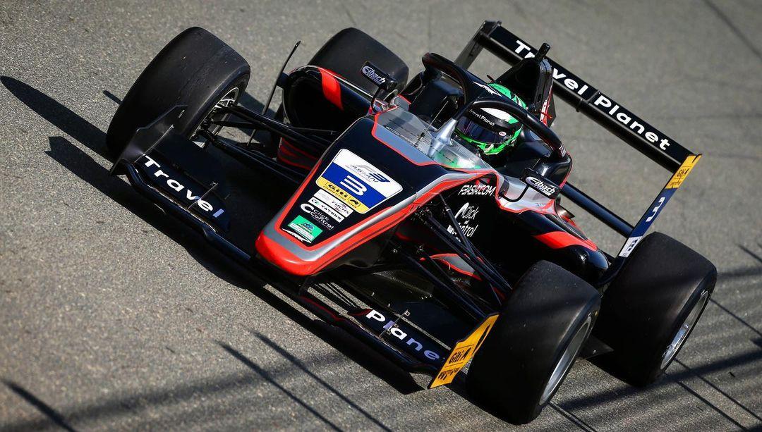 Шове стартует первым в третьей гонке стартового этапа азиатской Ф3, Сидоркова 21-я