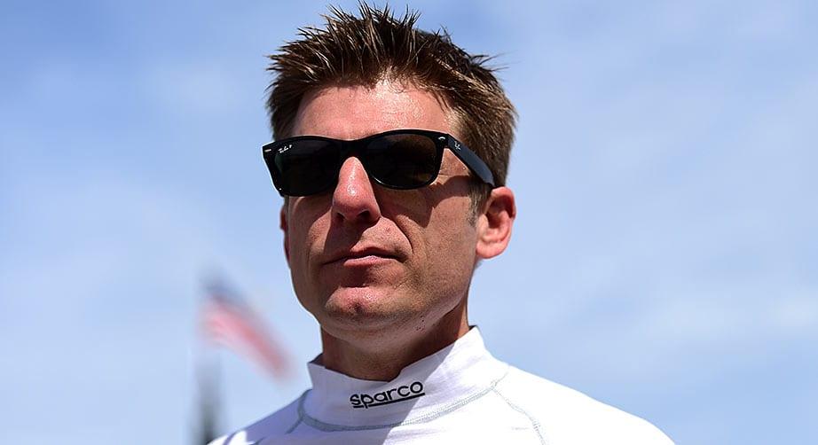 Джейми Макмюррей возобновил карьеру гонщика на одну гонку
