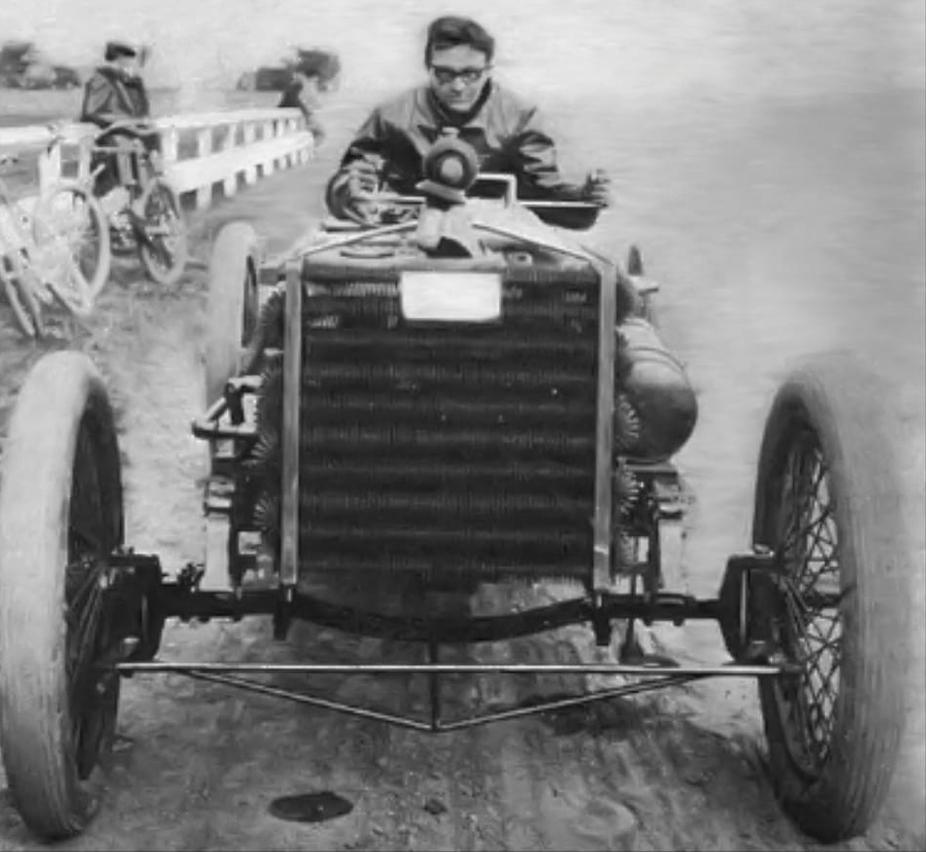 """История американских гонок до """"Инди-500"""". Часть 1. Как во время битвы при Сантьяго"""