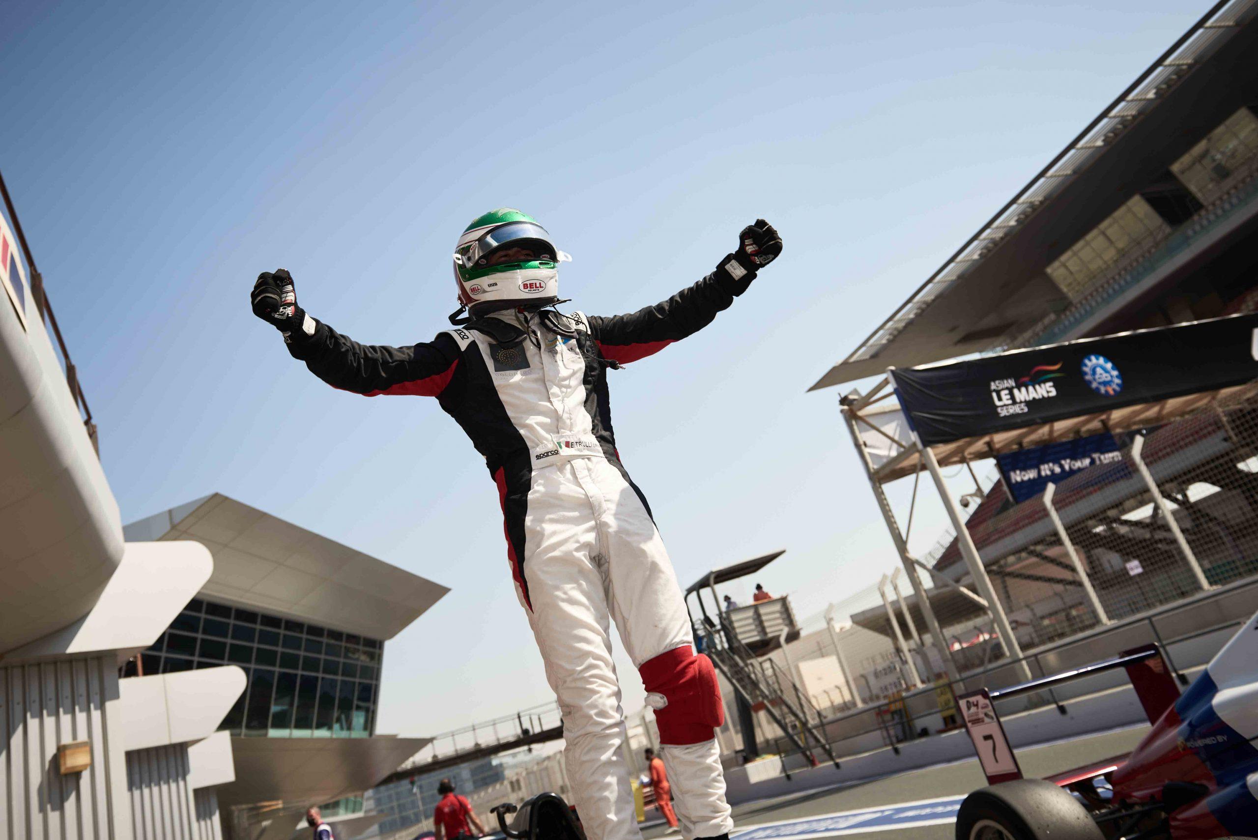 Энцо Трулли стал чемпионом арабской Ф4!