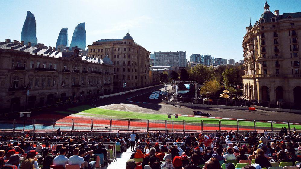 Гран-при Азербайджана в 2021 году пройдёт без зрителей!