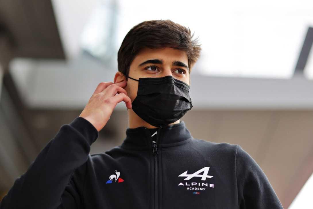 Колле установил рекорд трассы в Шпильберге для Ф3, Смоляр стал лучшим в первый день, Белов – в топ-10